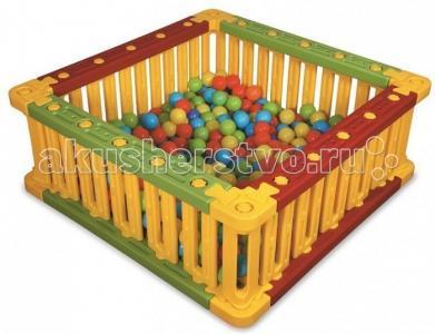 Квадратный манеж для шаров 51 см King Kids