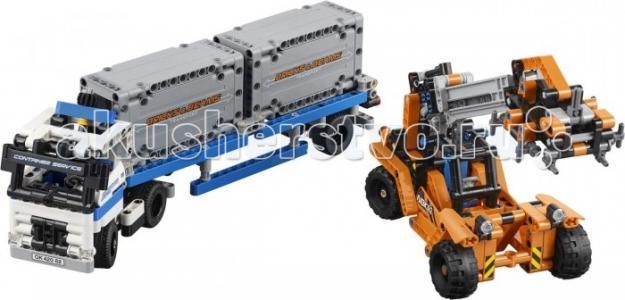 Конструктор  Technic Контейнерный терминал Lego