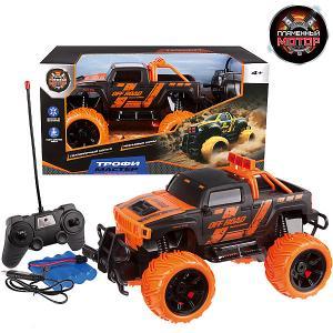 Джип  Трофи Профессионал, черно-оранжевый Пламенный мотор. Цвет: разноцветный