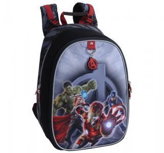 Рюкзак школьный  Мстители с эргономичной спинкой модель Mini Com Marvel