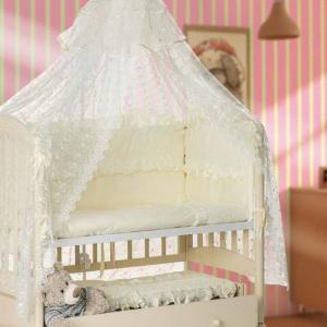 Комплект в кроватку  2036 (7 предметов) Мой Ангелок