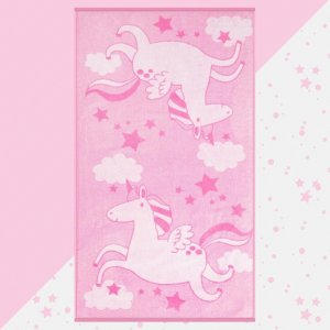 Полотенце махровое Unicorn 130х70 Этель