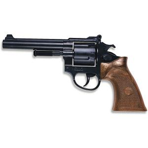 Пистолет  Avenger Polizei, 21,5 см Edison. Цвет: черный