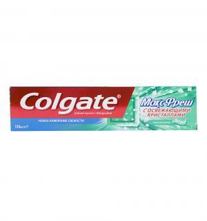 Зубная паста  Максимальная Защита от Кариеса Двойная мята, с 10 лет, 100 мл Colgate