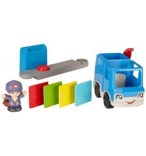 Игровой набор  Транспортные средства Грузовик Доставляем письма Little People