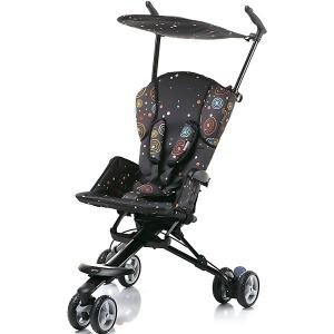 Прогулочная коляска  05D888 Geoby. Цвет: черный