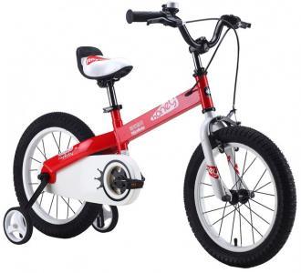 Велосипед двухколесный  Honey Steel 14 Royal Baby
