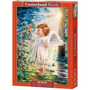Пазл  Прикосновение Ангела 1000 деталей Castorland