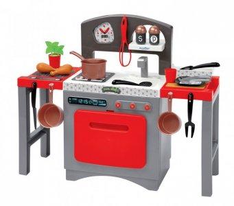Детская игровая кухня трансформер с аксессуарами Ecoiffier