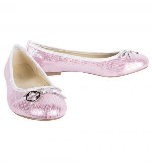 Туфли , цвет: розовый Зебра
