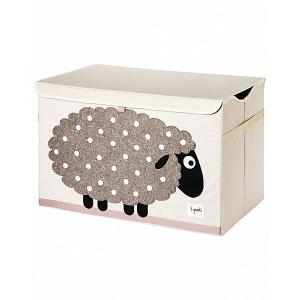 Сундук для хранения игрушек  Бежевая овечка 3 Sprouts. Цвет: бежевый