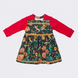 Платье для девочки 0-2 Мильфлер Ёмаё