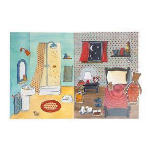 Магнитная игра Egmont Toys В гостях у Мишки Эгмонт