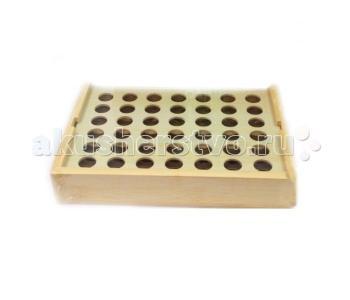 Игра четыре в ряд бамбук Д385/MT6971 Бэмби