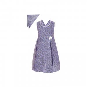 Платье  для девочки M&D. Цвет: сиреневый