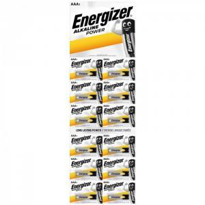 Батарейка Power AAA (LR03) алкалиновая 12BL Energizer