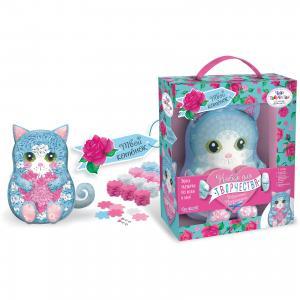 Набор для творчества подушечка декоративная Кошечка Чудо-Творчество