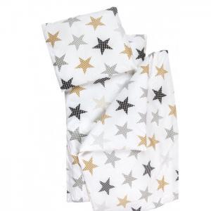 Комплект в коляску Звездочки (3 предмета) Сонный гномик