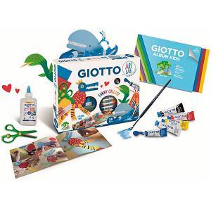 Набор весёлый коллаж  Art Lab, 28 предметов Giotto. Цвет: разноцветный