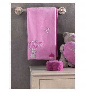 Плед  Funny Dream 120 х 80 см, цвет: розовый Kidboo
