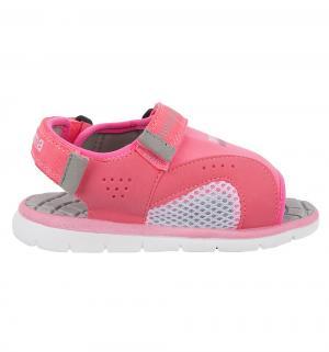 Сандалии пляжные  Tippy, цвет: розовый Reima