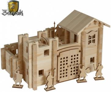 Конструктор  Замок №2 (340 деталей) Лесовичок
