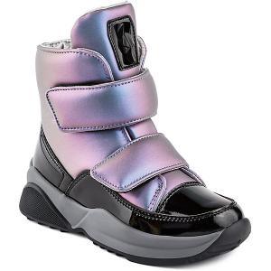 Ботинки  Trilobite Jog Dog. Цвет: лиловый