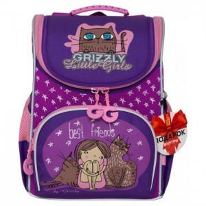 Рюкзак школьный RA-973-4 Grizzly