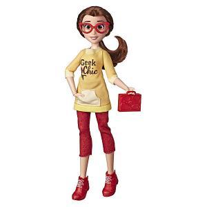 Кукла Disney Princess Comfy Squad Белль Hasbro. Цвет: желтый