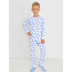 Пижама для мальчика Зверятки-1 Ивашка