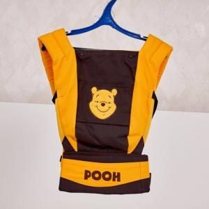 Рюкзак-кенгуру  kids Disney baby Медвежонок Винни и его друзья с вышивкой Polini