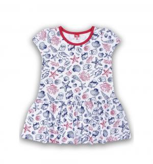 Платье , цвет: белый Cherubino