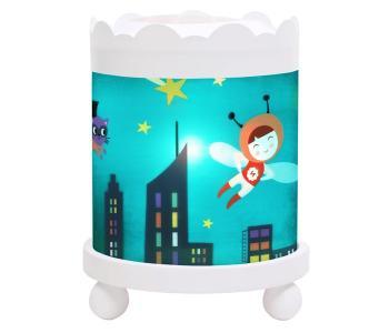 Светильник-ночник в форме цилиндра Ninon Heroe Trousselier