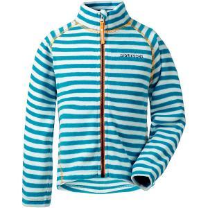 Демисезонная куртка Didriksons Monte Print DIDRIKSONS1913. Цвет: голубой