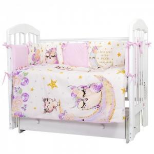 Комплект в кроватку  Соня (6 предметов) Топотушки