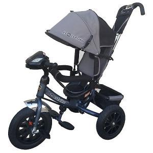 Трехколесный велосипед  12/10 Lexus Trike. Цвет: серый