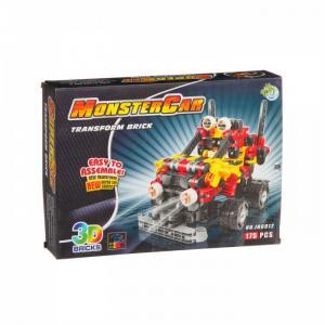 Конструктор  Toys Страйп Джип JH6912 (175 элементов) Dragon