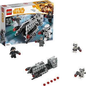 Конструктор  Star Wars 75207: Боевой набор имперского патруля LEGO