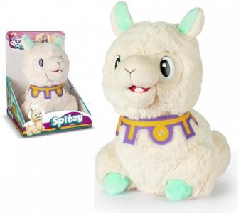 Интерактивная игрушка  Club Petz Лама Spitzy IMC toys