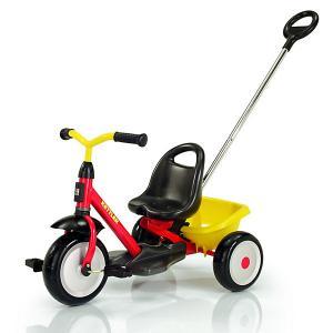 Трехколесный велосипед  Starttrike, красно-желтый Kettler. Цвет: красный