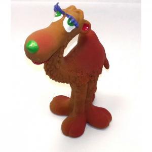 Латексная игрушка Верблюд большой 1404 Lanco