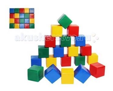 Развивающая игрушка  Набор кубиков 20 шт. СВСД