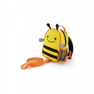 Рюкзак детский с поводком Пчела, Skip Hop