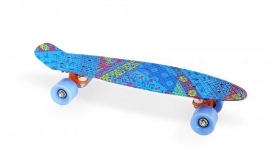 Скейт пластиковый 22х6-18 Moove&Fun