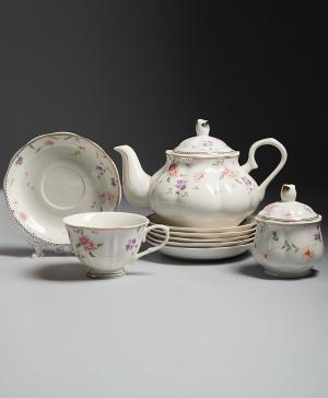 Набор чайный из 14-ти предметов Эльбрус