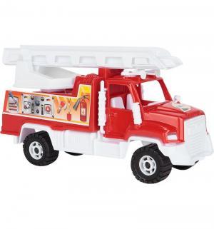 Машинка  Пожарная 3-х осная 23 см Орион