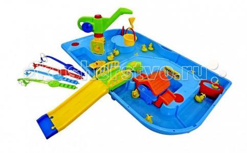 Игра с водой Поймай уточку для 4 игроков Wader