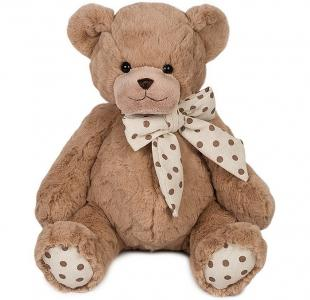 Мягкая игрушка  Luxury Мишка Брауни 26 см Maxitoys