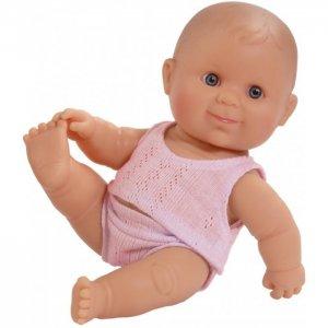 Кукла пупс европейка в нижнем белье 22 см Paola Reina