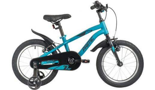 Велосипед двухколесный  Prime V-brake 16 Novatrack